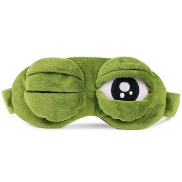 Sleep  Travel  Relax  Sleeping  Blindfold  Cover  Patch