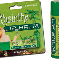 Product Reviews and Ratings - Unique Gifts - ABSINTHE LIP BALM from Perpetual Kid
