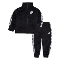 Baby Boy Nike Zip Jacket & Jogger Pants Set | null