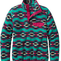 Patagonia Lightweight Synchilla Snap-T Fleece Pullover - Women's - Free Shipping - christysports.com