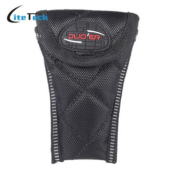 High Quality Sax Saxophone Mouthpiece Pouch Bag Black Durable Soft Saxophone Instruments Parts
