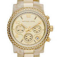 Michael Kors 'Runway' Chronograph Bracelet Watch, 38mm | Nordstrom