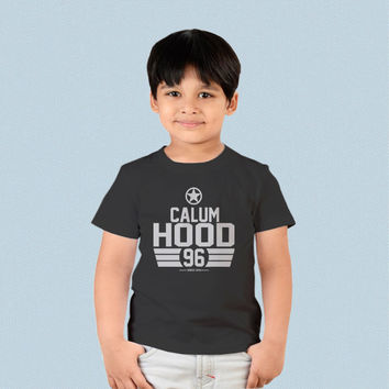 Kids T-shirt - Calum Hood 5 Seconds of Summer