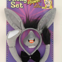 Halloween Donkey Costume Kits w/Sound