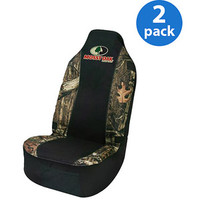 Walmart: Mossy Oak Infinity Seat Cover, 2 Pack