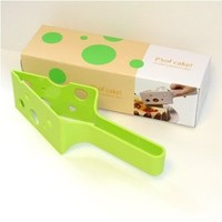 P'sof Cake! Green Color Cake Cutter & Server:Amazon:Toys & Games
