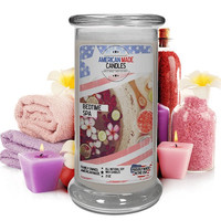 Bedtime Spa American Made Candle