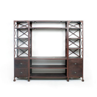 Factory Iron Entertainment Unit
