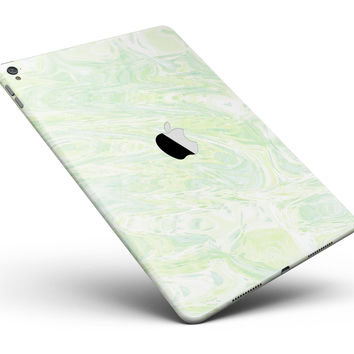 "Slate Marble Surface V29 Full Body Skin for the iPad Pro (12.9"" or 9.7"" available)"