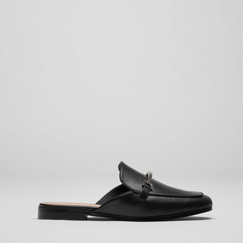 Buckled slingback shoes - Best sellers ❤ - Shoes - Woman - PULL&BEAR United Kingdom