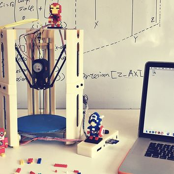 101Hero: The World's First $49 3D Printer