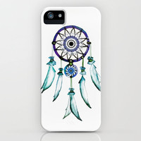 BELLA  *** DREAMCATCHER ***  iPhone Case by M✿nika  Strigel	for iPhone 5 + 4 + 4S + 3GS + 3 G + skins + pillow  | Society6