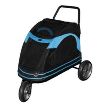 PetGear Roadster Pet Stroller, Blue or Pink