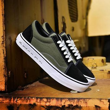 Boys & Men Vans Fashion Casual Sneakers Sport Shoes