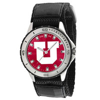 Utah Utes NCAA Mens Veteran Series Watch