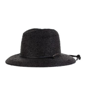 Brixton Myers Hat in Black