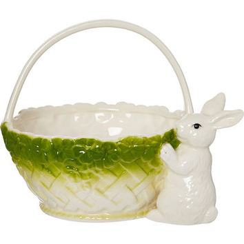 Bunny Basket Bowl - Dining Room - Home - TK Maxx