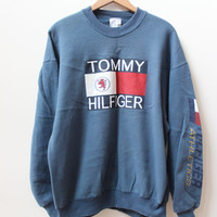 Tommy Hilfiger Flag Sweatshirt