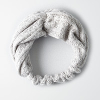 AEO Gray Soft Headband , Gray