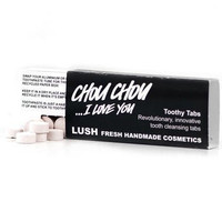 """Lush """"Chou Chou ... I Love You Toothy Tabs Brush Your Teeth with This Tab 9 G..."""