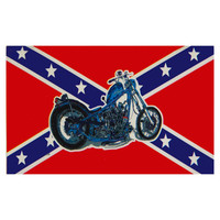 Chopper Rebel Flag