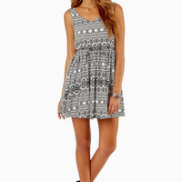 Know the Ropes Dress $60