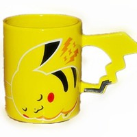 Anime Pocket Monster Pokémon Pokémon Cosplay Cup Bottle Cute Cos Gift