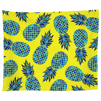 Pineapple Lush Tapestry