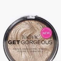 Get Gorgeous Bronzing Highlighter | Boohoo