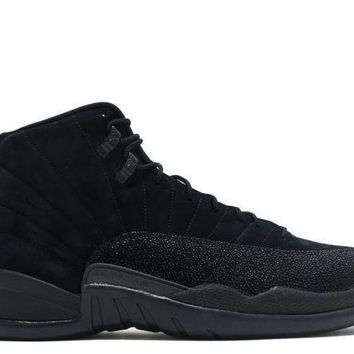 Air Jordan 12 Retro Ovo Black - Beauty Ticks