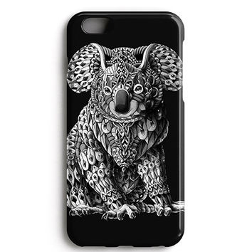 Koala Ornate Animal Phone Case