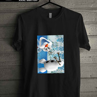 art olaf frozen T-SHIRT FOR MAN SHIRT,WOMEN SHIRT **