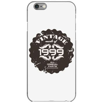 vintage made of 1999 all original parts iPhone 6/6s Case
