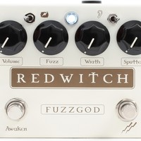 Red Witch Fuzz God II Fuzz