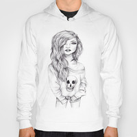 Sketch Hoody by Krista Rae | Society6
