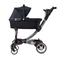 4moms® Origami® Bassinet in Black and Silver