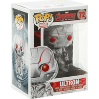 Funko Marvel Avengers: Age Of Ultron Pop! Ultron Vinyl Bobble-Head