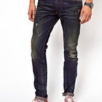 Diesel Jeans Shioner 813S Slim Fit at asos.com