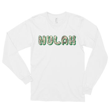 MULAH Men's Long Sleeve T-Shirt