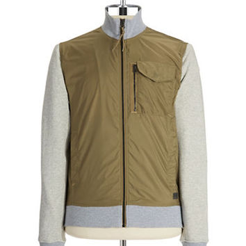 G-Star Raw Zip Up Bomber Jacket