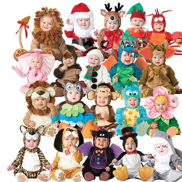Toddler Fancy Dress  Costumes Animal Santa Claus