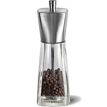 "Cole and Mason York Salt & Pepper Mills - 6.3"" York Pepper Mill"