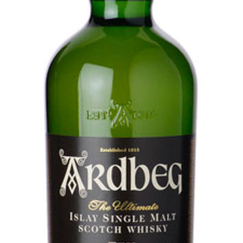 Ardbeg 10 Year Old Islay Single Malt Whisky 750ml (Previously $50) - SKU