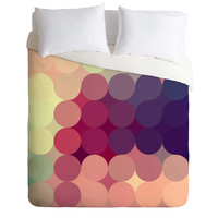 Three Of The Possessed Dawn Duvet Cover