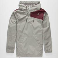 Imperial Motion Vector Mens Windbreaker Grey  In Sizes