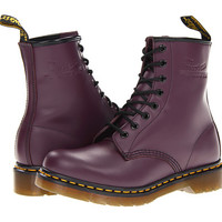 Dr. Martens 1460 W Royal Blue Patent Lamper - Zappos.com Free Shipping BOTH Ways
