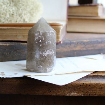 DISCOUNTED : Rutilated Quartz Point