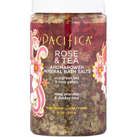 Rose & Tea Aromapower Mineral Bath Salts | Ulta Beauty