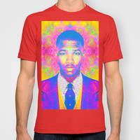 Frank  T-shirt by Andre O Gray