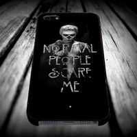 TATEVAN Tate Langdon Evan Peters American Horror Story for iPhone 4/4s/5/5s/5c/6/6 Plus Case, Samsung Galaxy S3/S4/S5/Note 3/4 Case, iPod 4/5 Case, HtC One M7 M8 and Nexus Case **